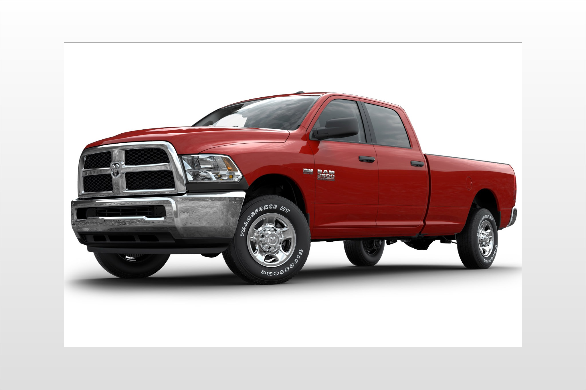 2014 Ram 2500 Power Wagon exterior #4