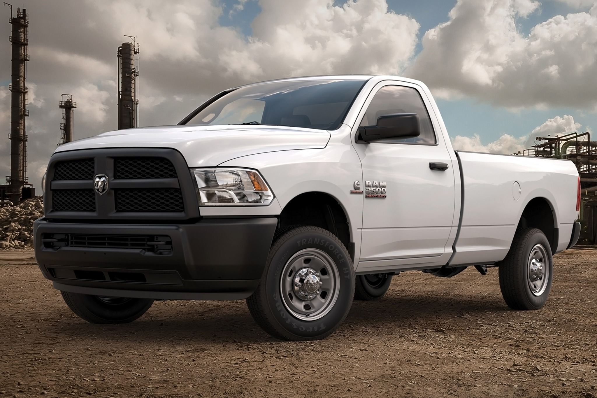 2014 Ram 2500 Power Wagon exterior #3