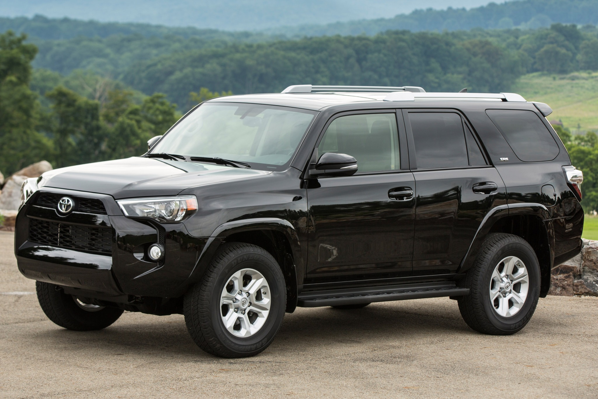 2014 Toyota 4Runner Information and photos ZombieDrive