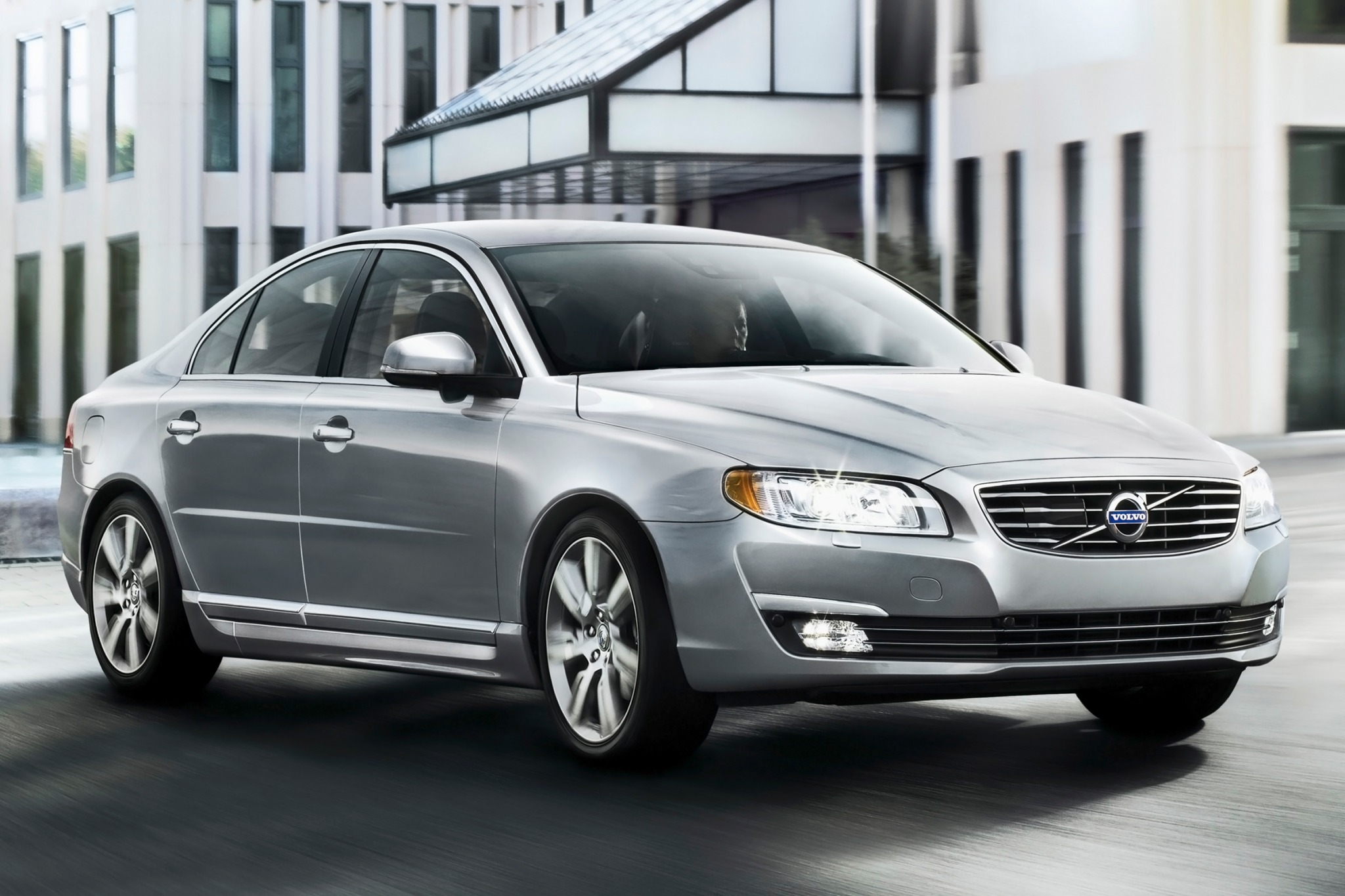 2014 Volvo S80 Sedan Cent interior #1