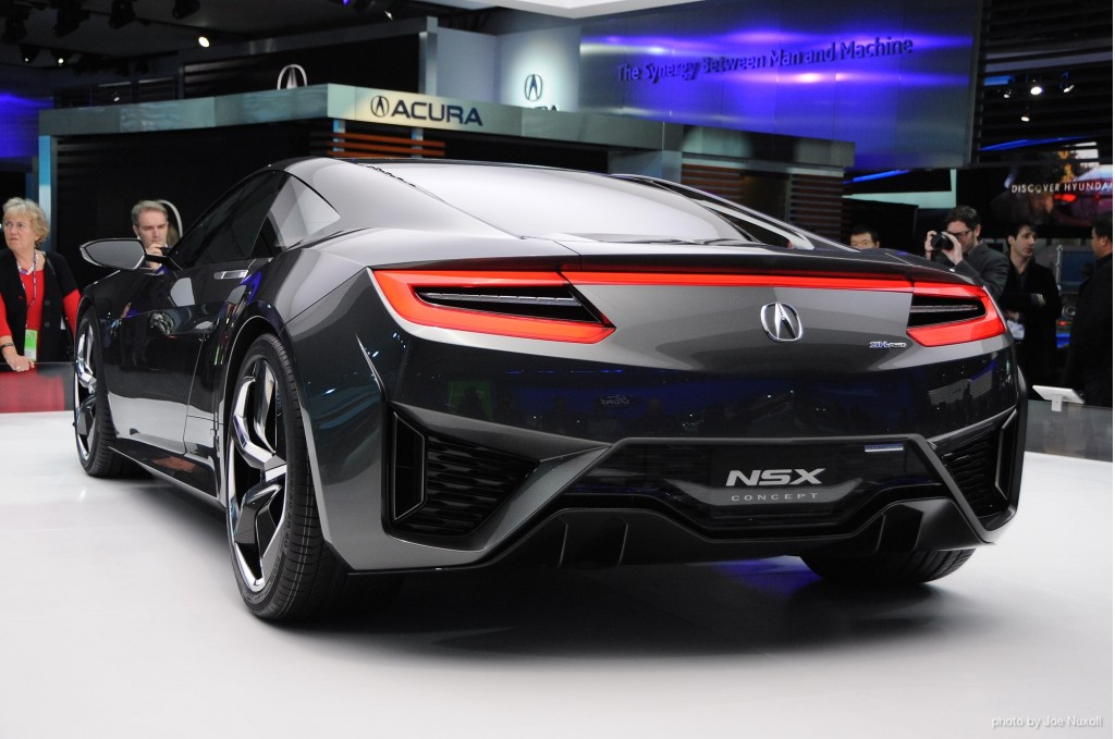 2015 Acura NSX - Information and photos - ZombieDrive