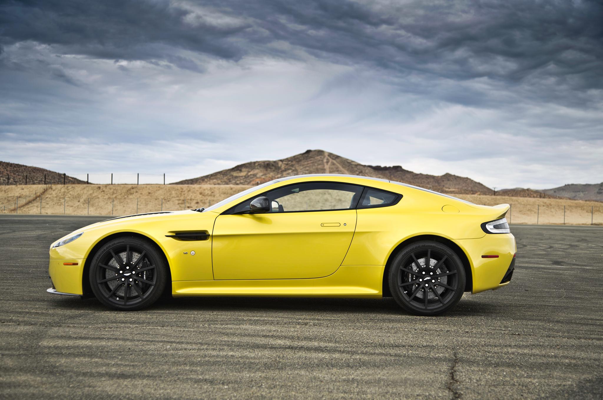 2015 Aston Martin V12 Vantage S Image 14