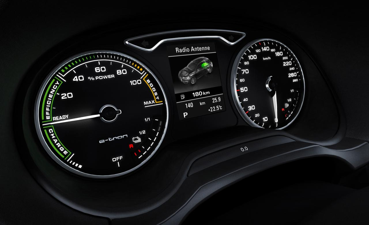 2015 Audi A3 E Tron Image 12