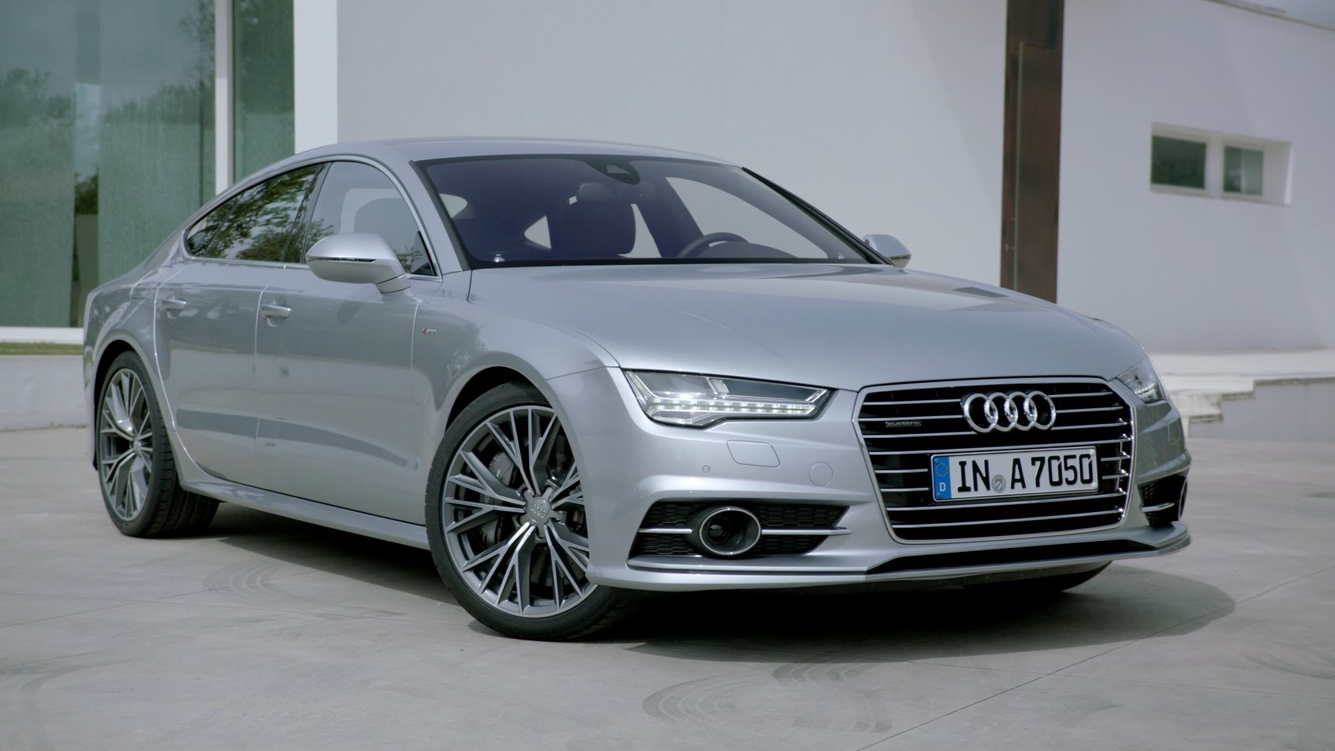 2015 Audi A7 - Information and photos - ZombieDrive