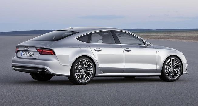 2015 Audi A7 Image 6