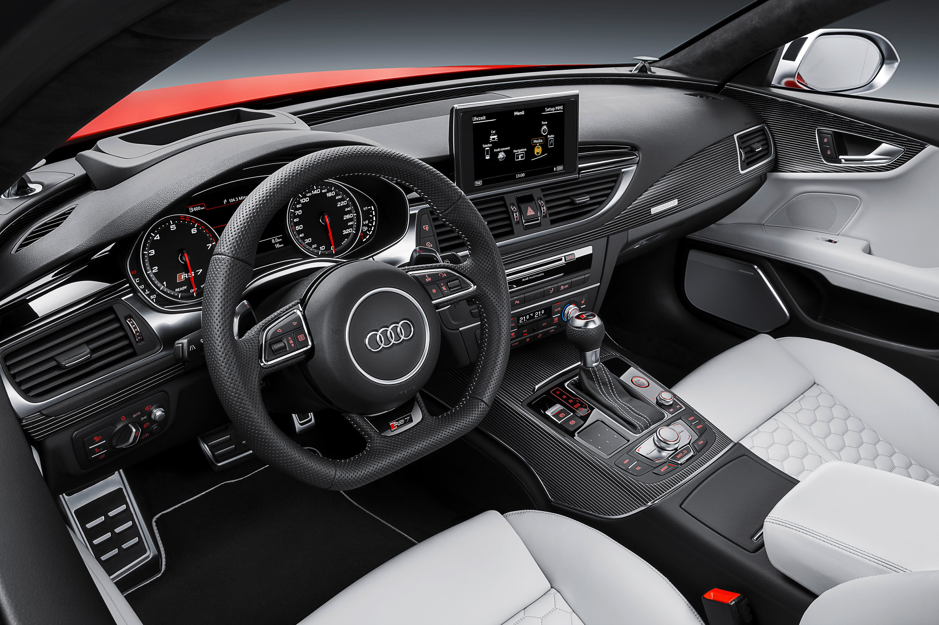 2015 Audi RS 7 Information and photos ZombieDrive