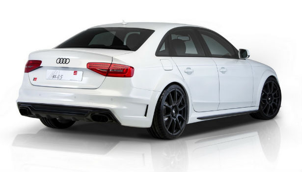 2015 Audi S4 - Information and photos - ZombieDrive