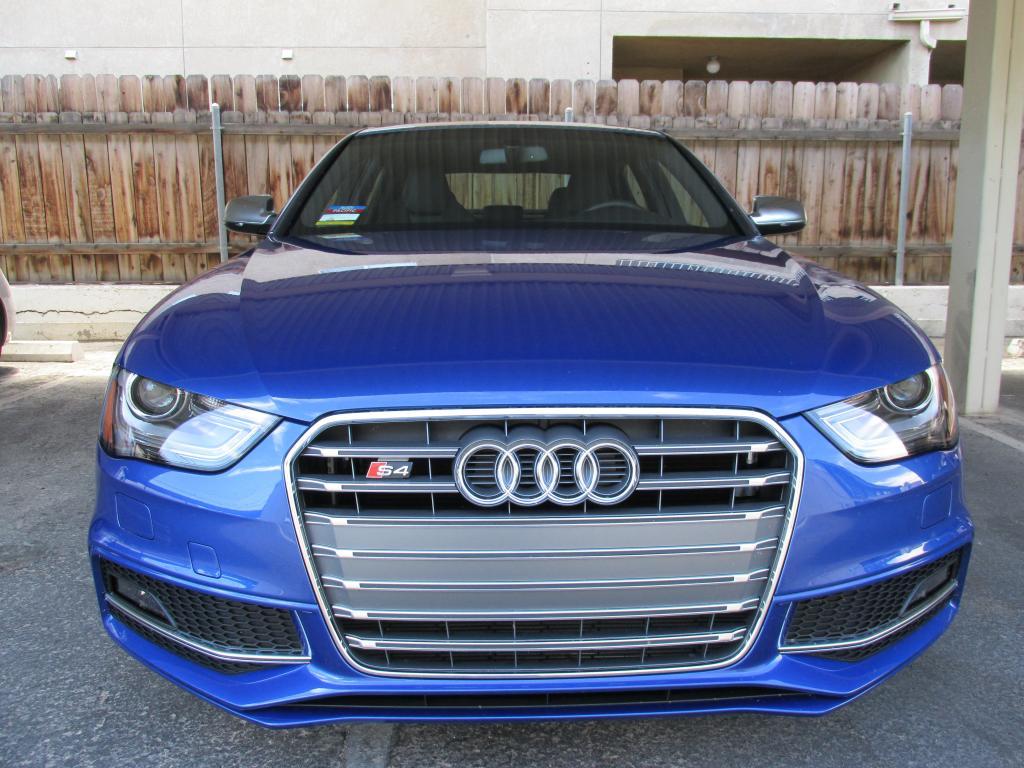 2015 Audi S4 Image 7