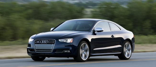 2015 Audi S5 Image 8