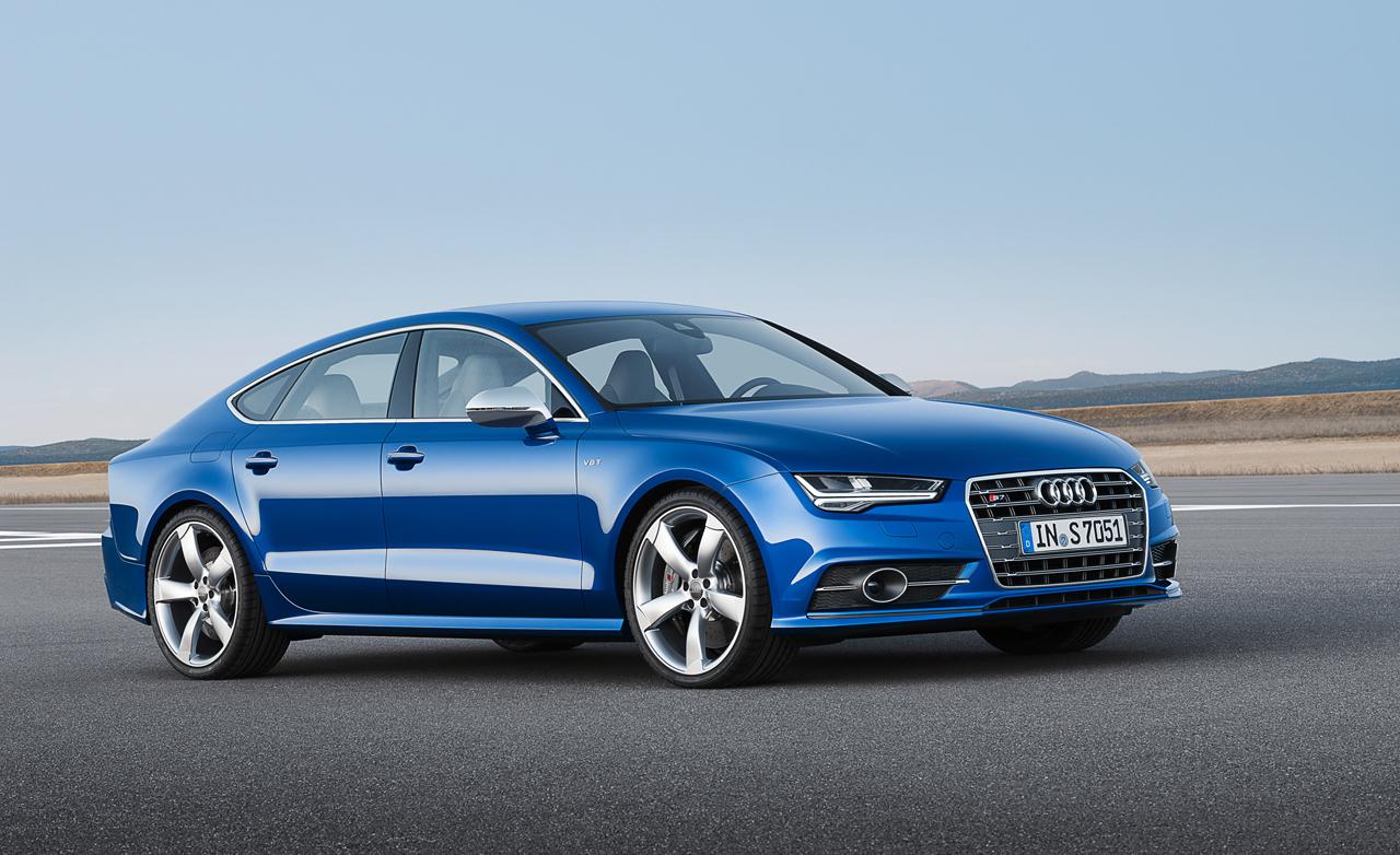 2015 Audi S7 Image 4