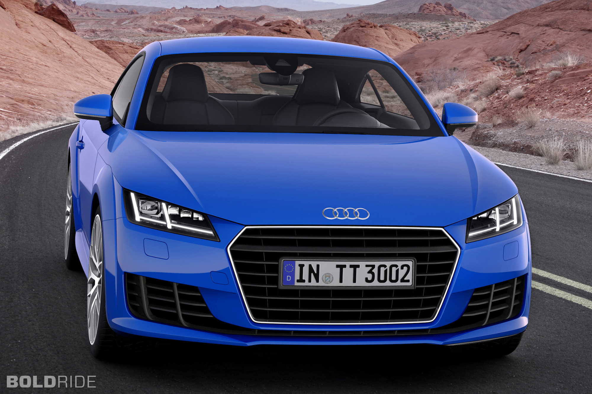 2015 audi tt - information and photos - zombiedrive