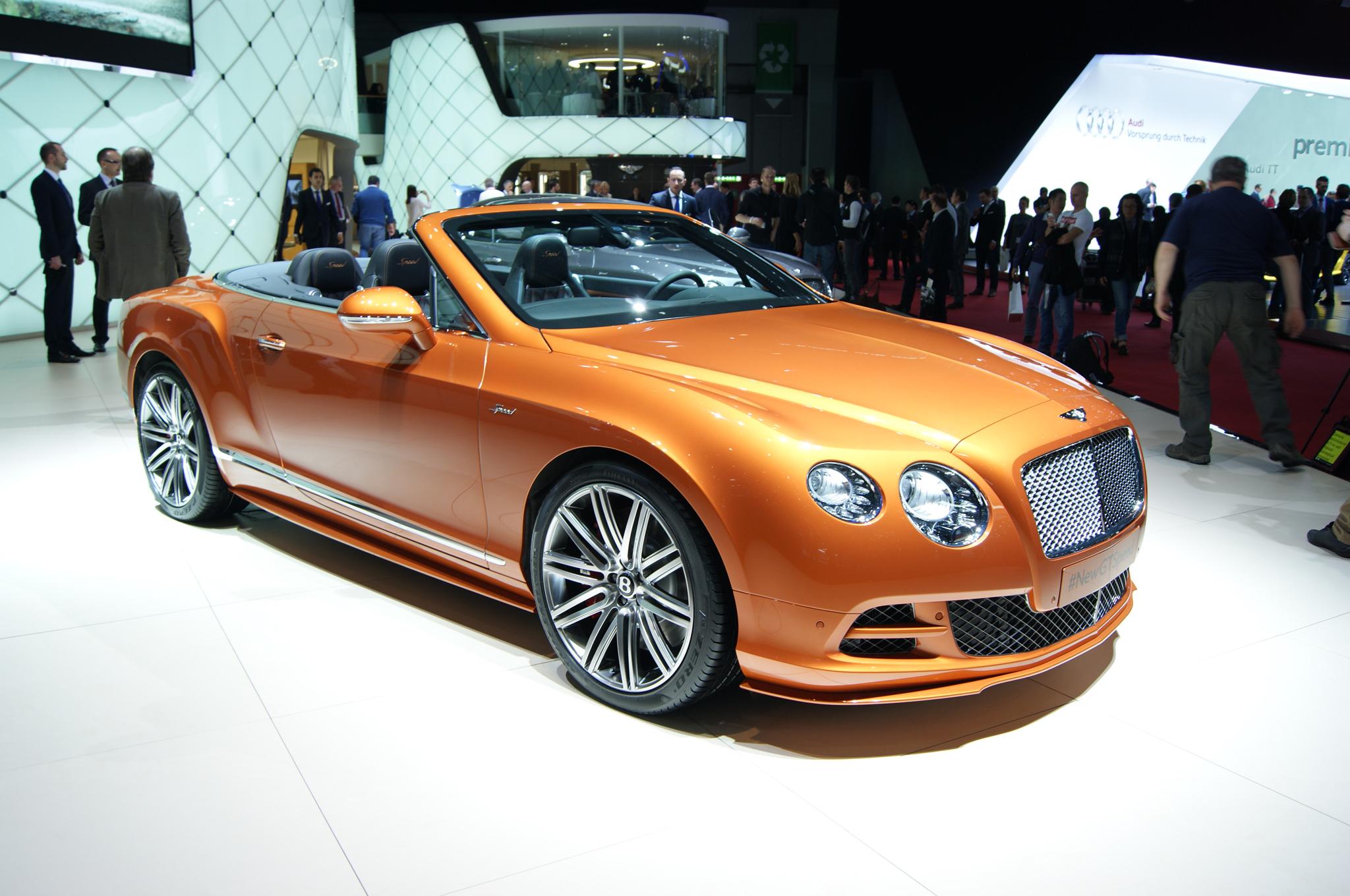 2015 Bentley Continental Gt Image 10