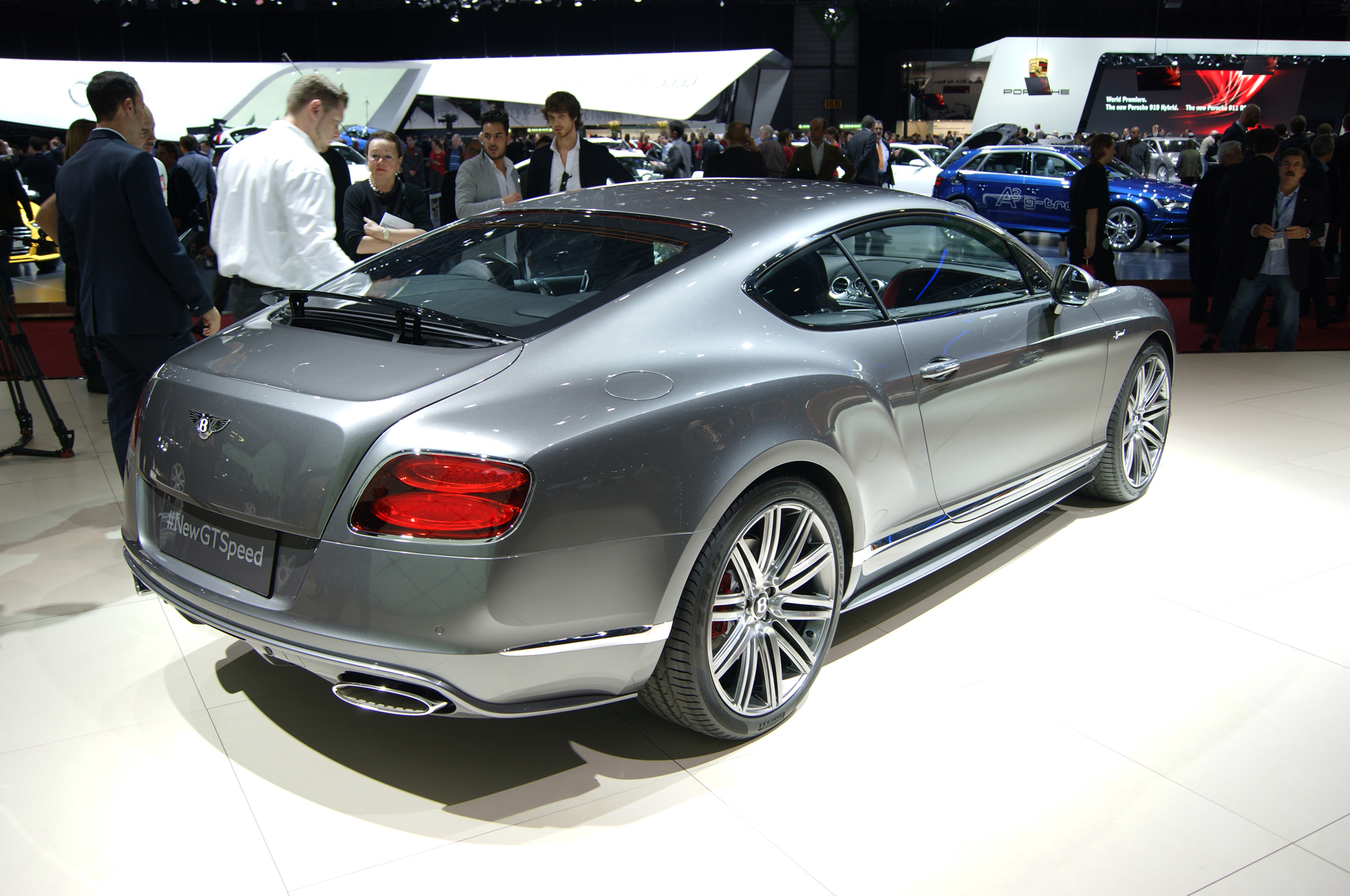 2015 Bentley Continental GT #3