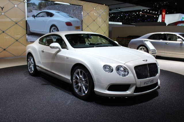 2015 Bentley Continental GT #8