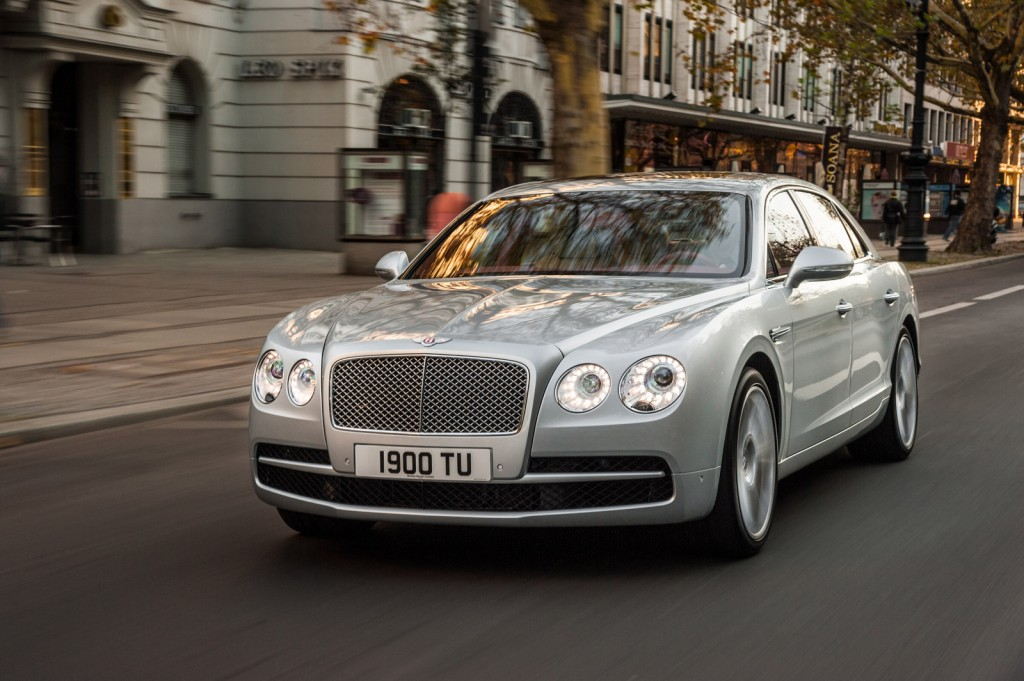 2015 Bentley Flying Spur #2