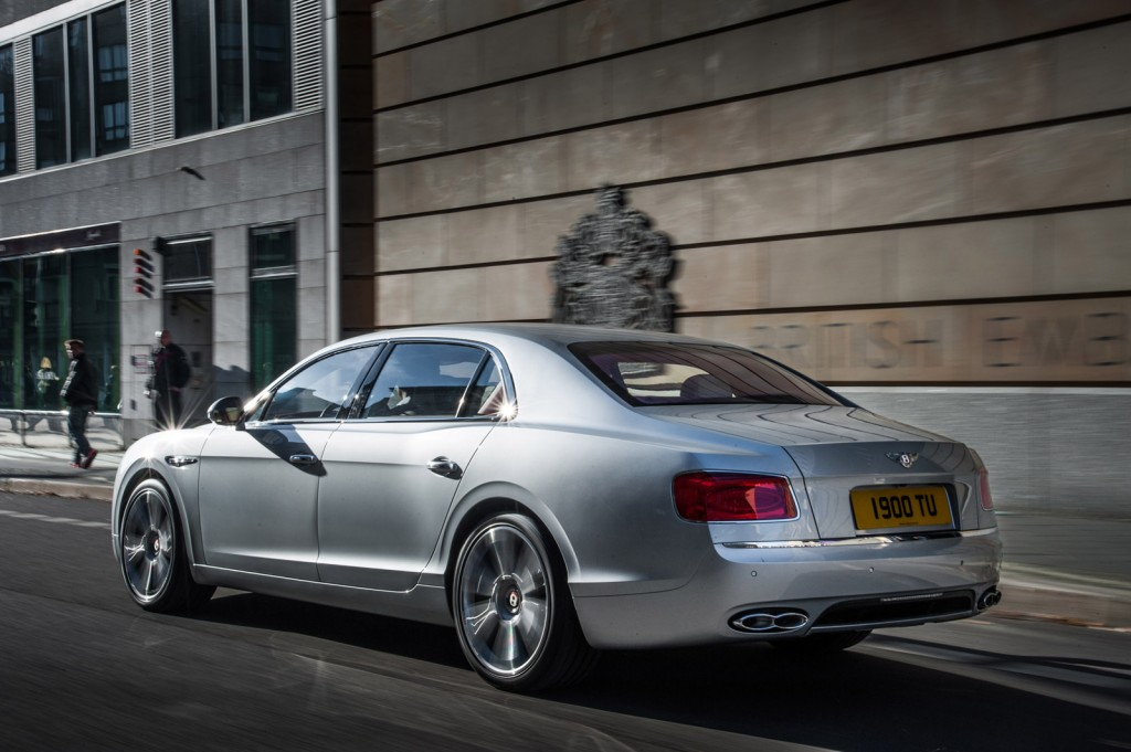 2015 Bentley Flying Spur #3