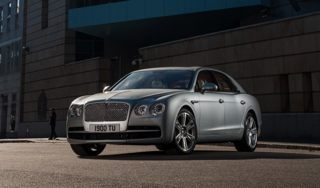 2015 Bentley Flying Spur #4