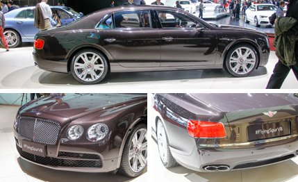 2015 Bentley Flying Spur #9