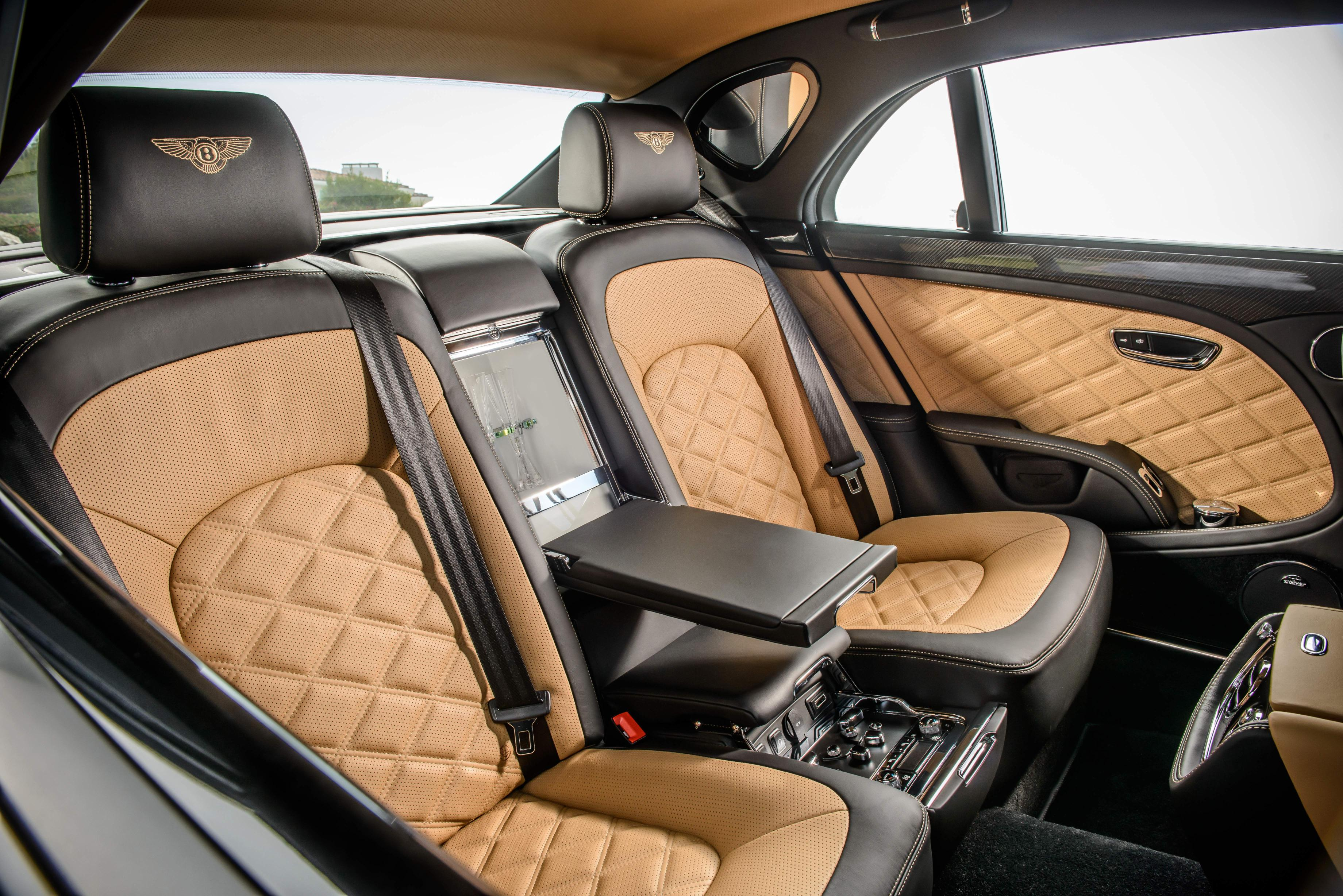 2015 Bentley Mulsanne #10
