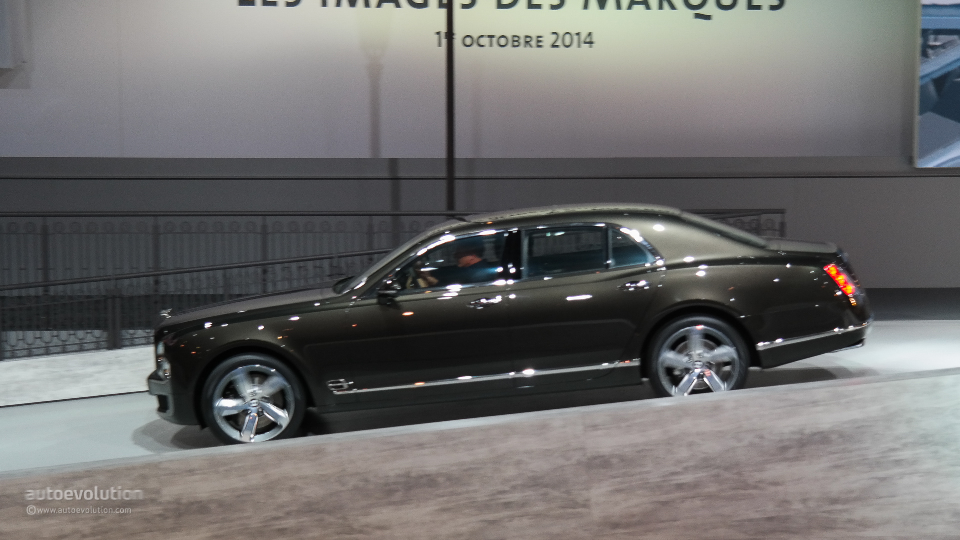 2015 Bentley Mulsanne #5