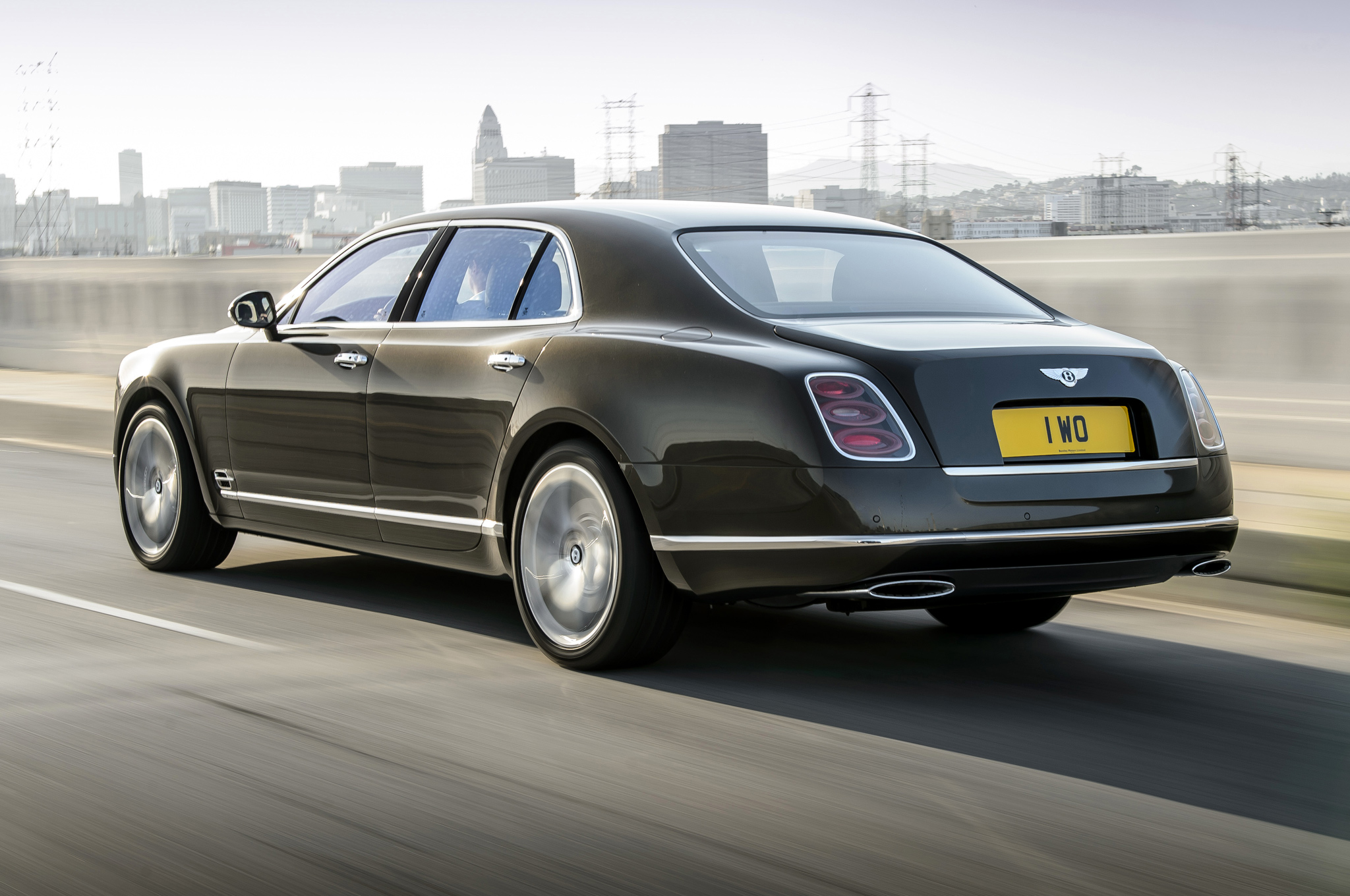 2015 Bentley Mulsanne #7