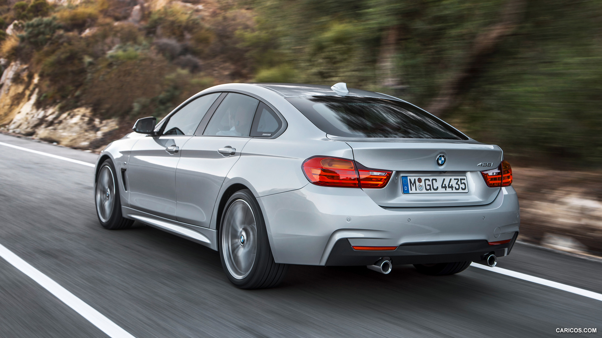 2015 BMW 4 Series - Information and photos - ZombieDrive