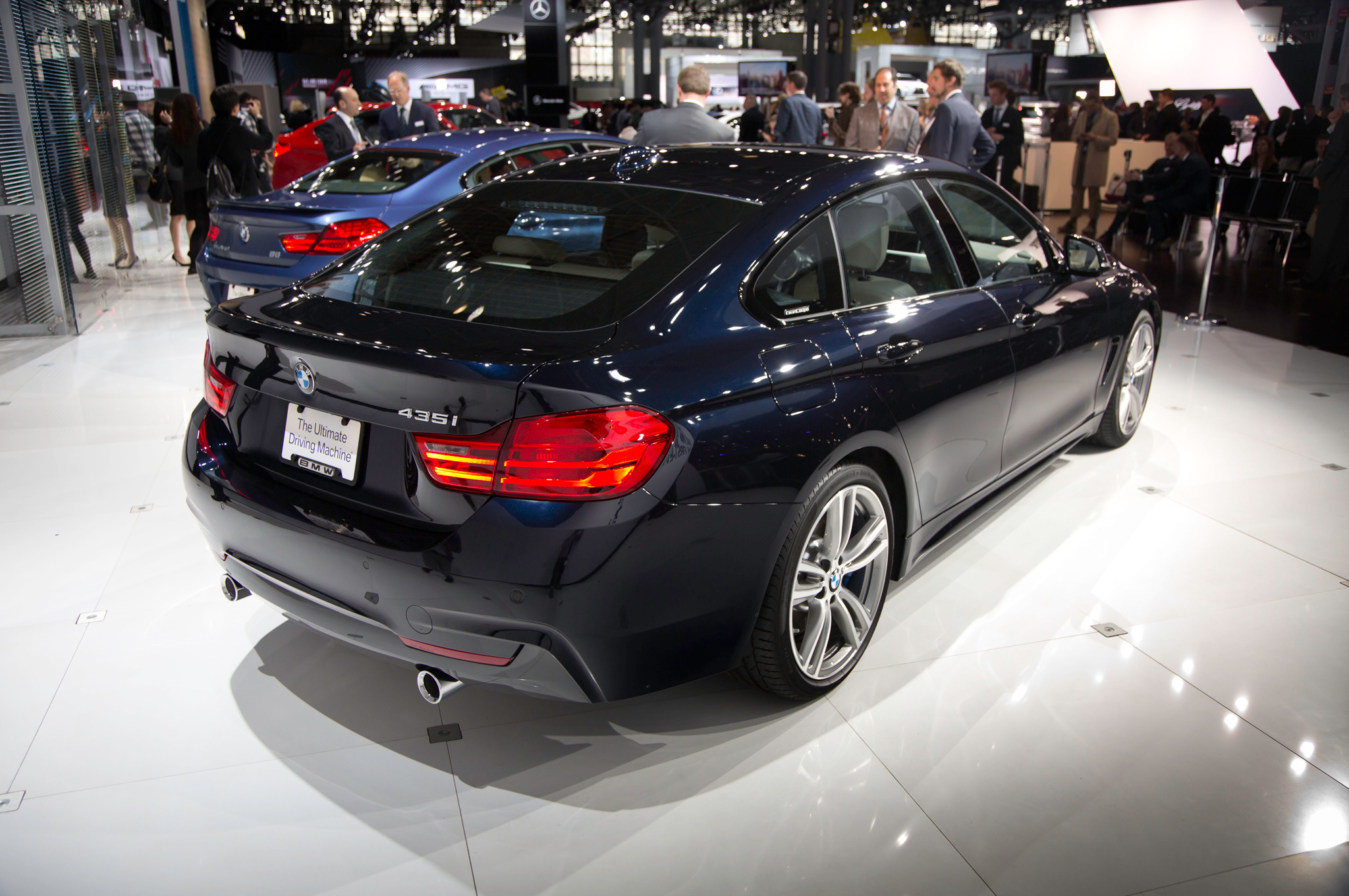 BMW 4 Series Gran Coupe #16