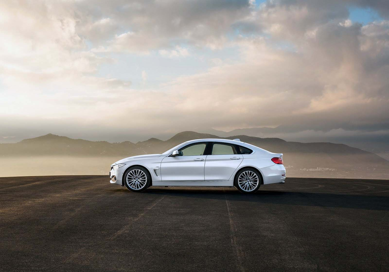 BMW 4 Series Gran Coupe #14