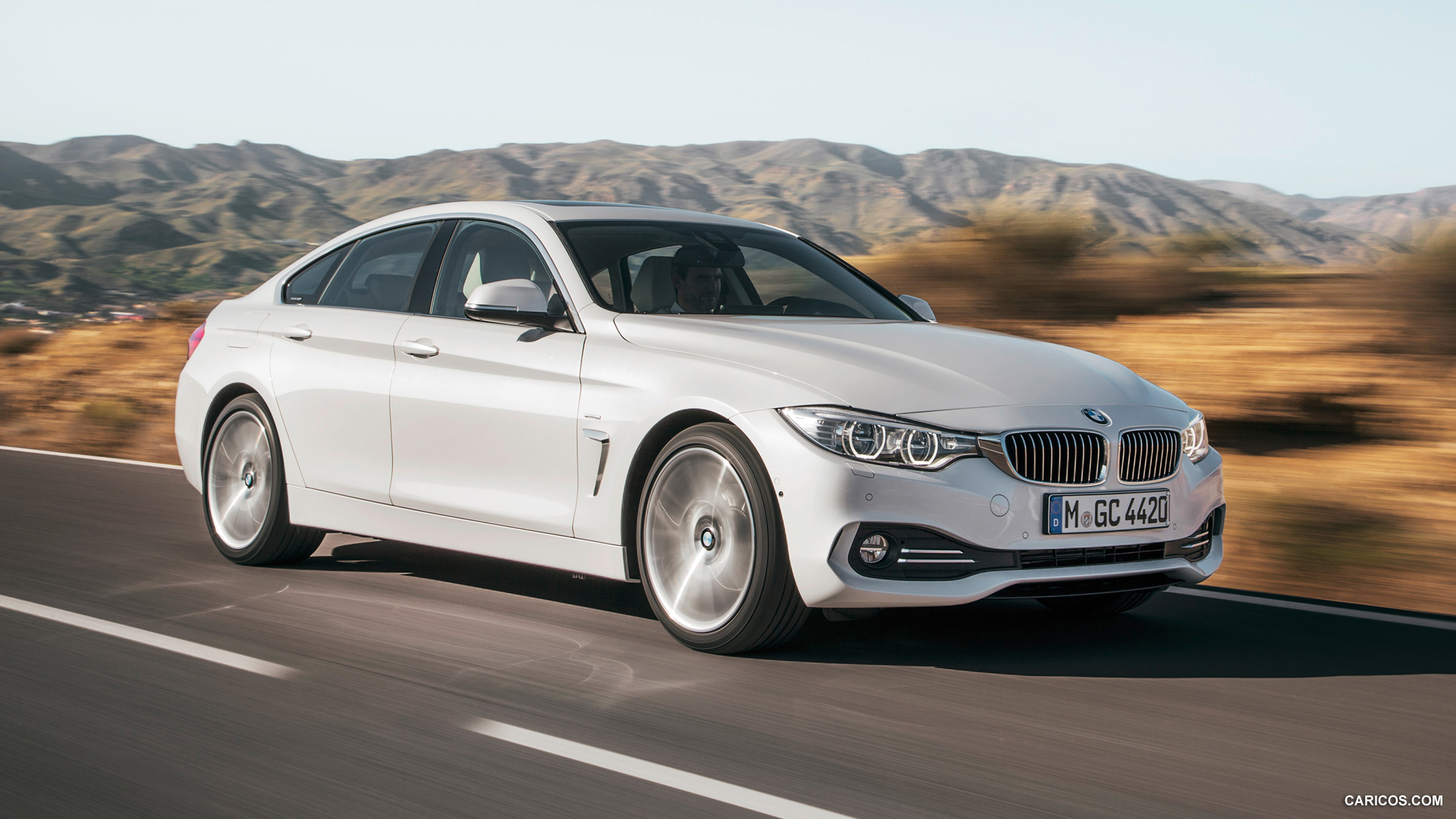 2015 BMW 4 Series Gran Coupe   Information and photos   ZombieDrive