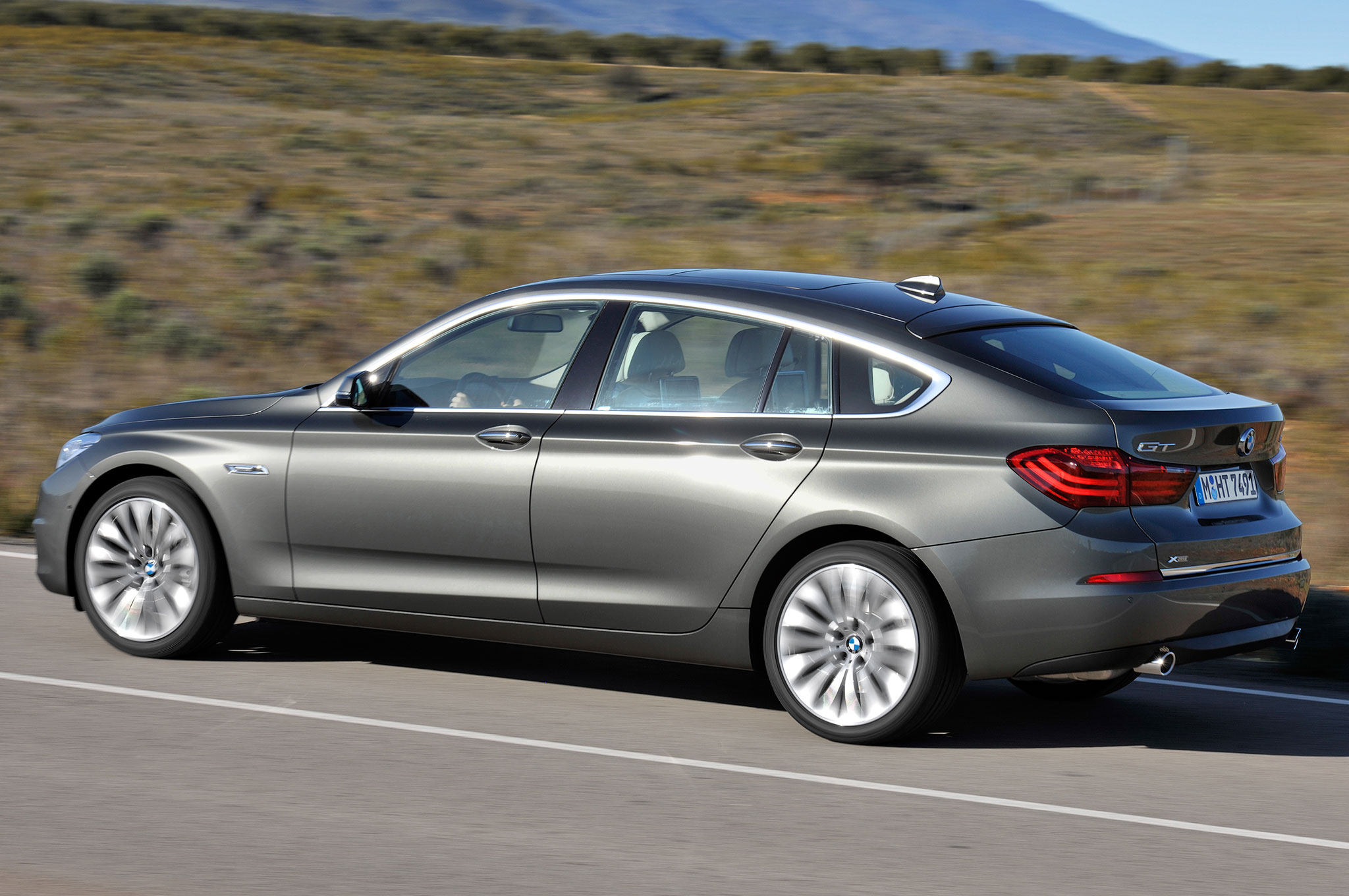 2015 Bmw 5 Series Gran Turismo Information And Photos Zombiedrive