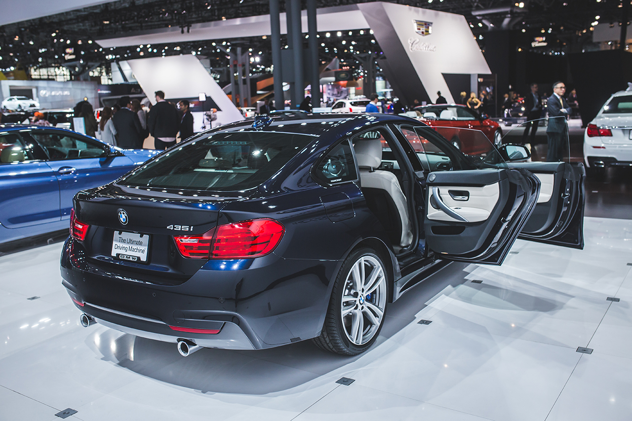 2015 BMW 6 Series Gran Coupe  Information and photos  ZombieDrive