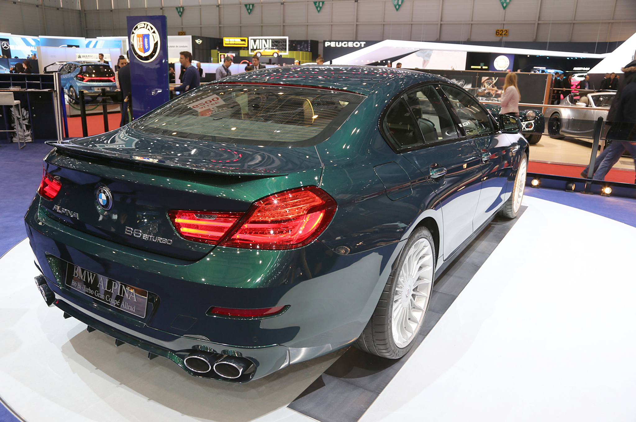 2015 Bmw 6 Series Gran Coupe Image 17