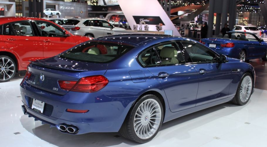 2015 Bmw 6 Series Gran Coupe Image 16