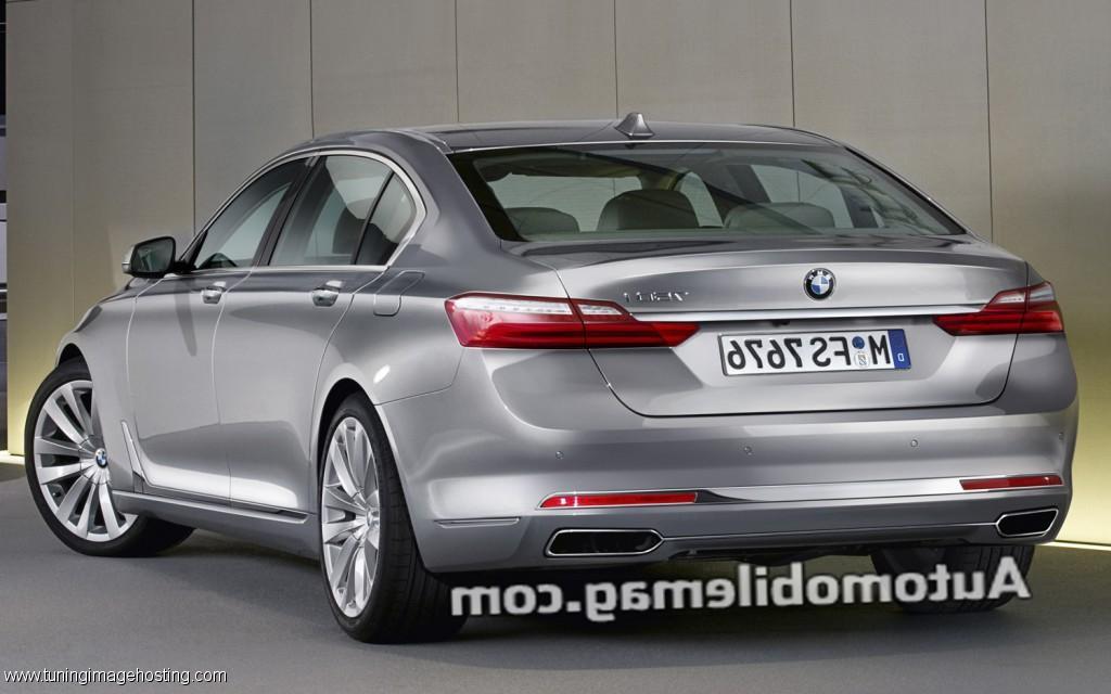 2015 BMW 7 Series 11