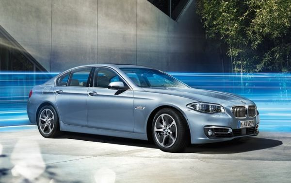 2015 BMW ActiveHybrid 5 #1