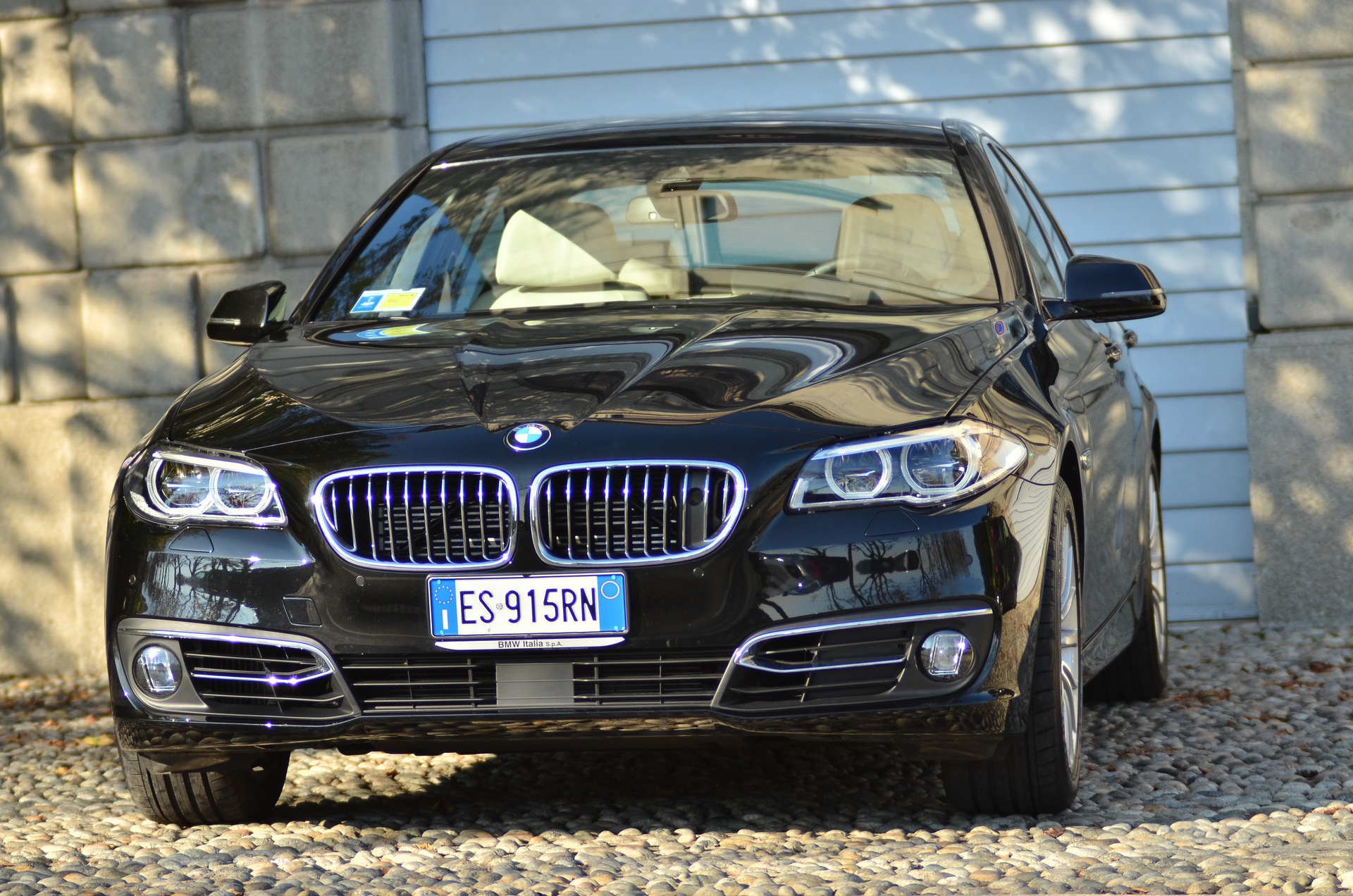 2015 BMW ActiveHybrid 5 #8