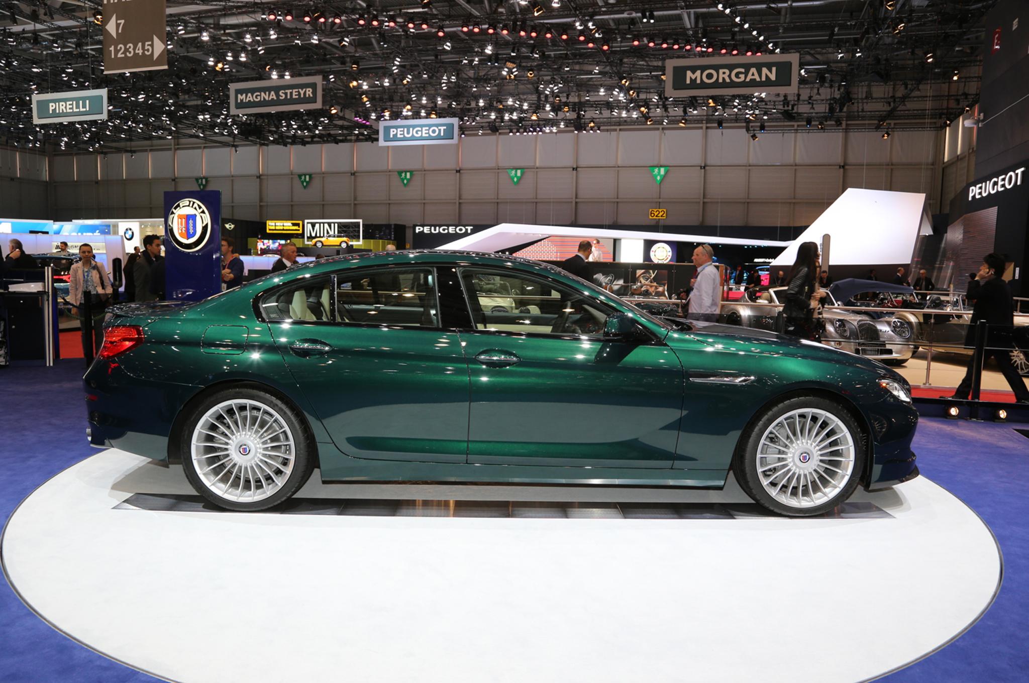 BMW ALPINA B GRAN COUPE Image - Bmw alpina b6 for sale