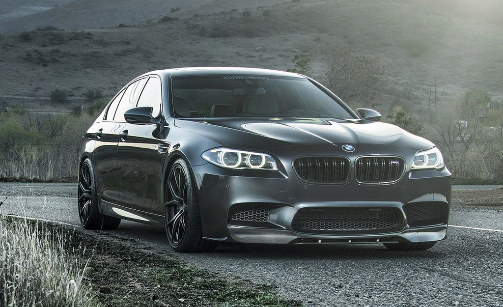 2015 BMW M5 - Information and photos - ZombieDrive