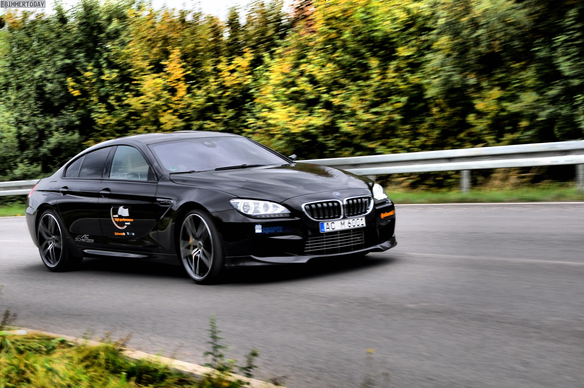 BMW M6 Gran Coupe #10
