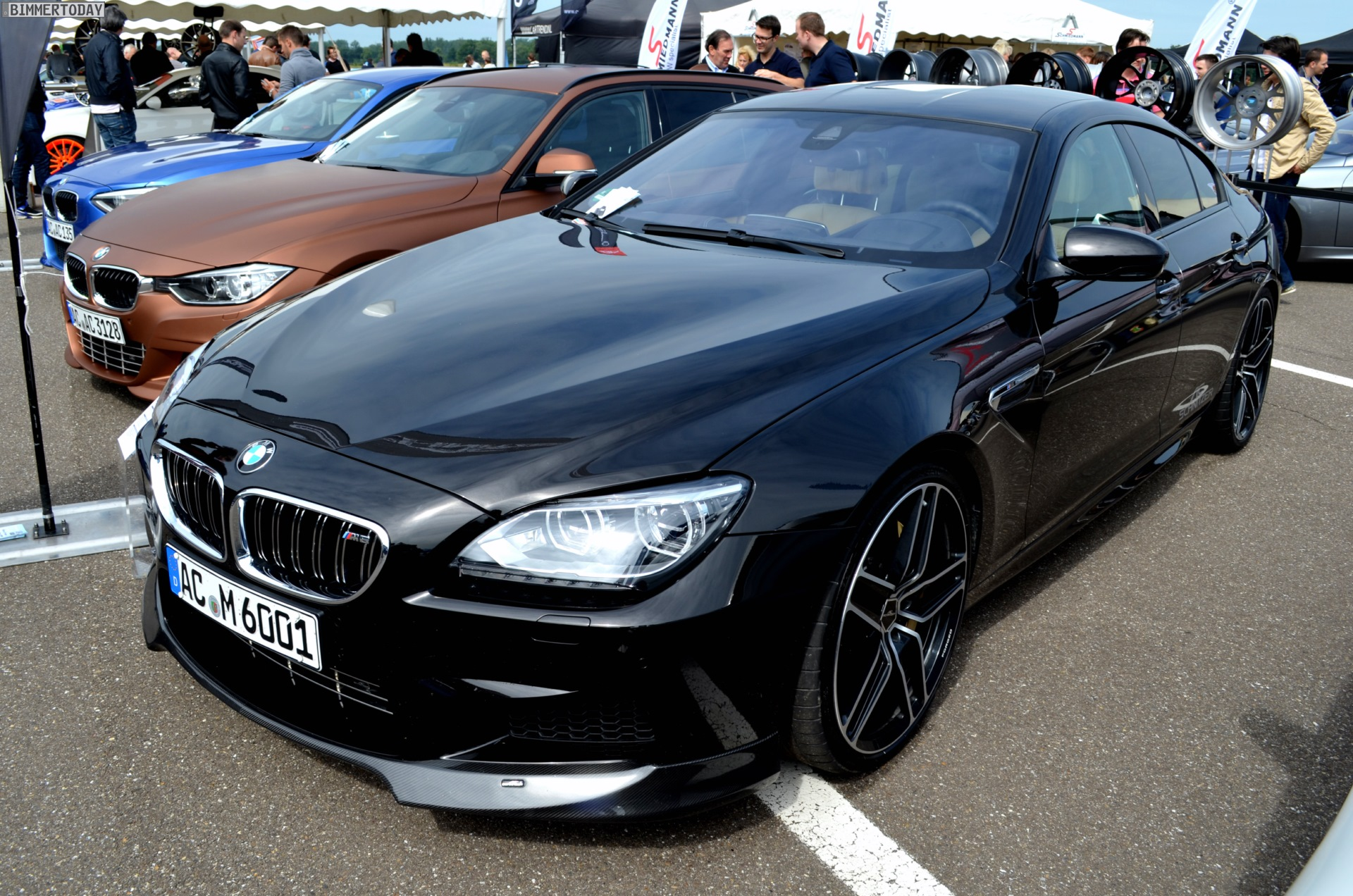 BMW M6 Gran Coupe #17