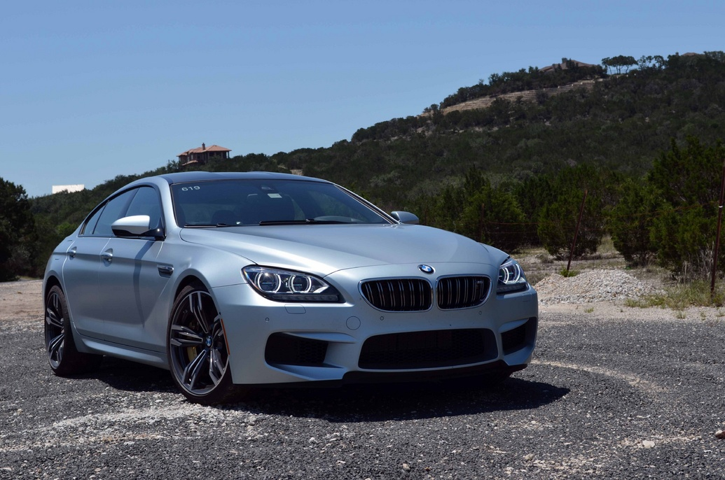 BMW M6 Gran Coupe #20