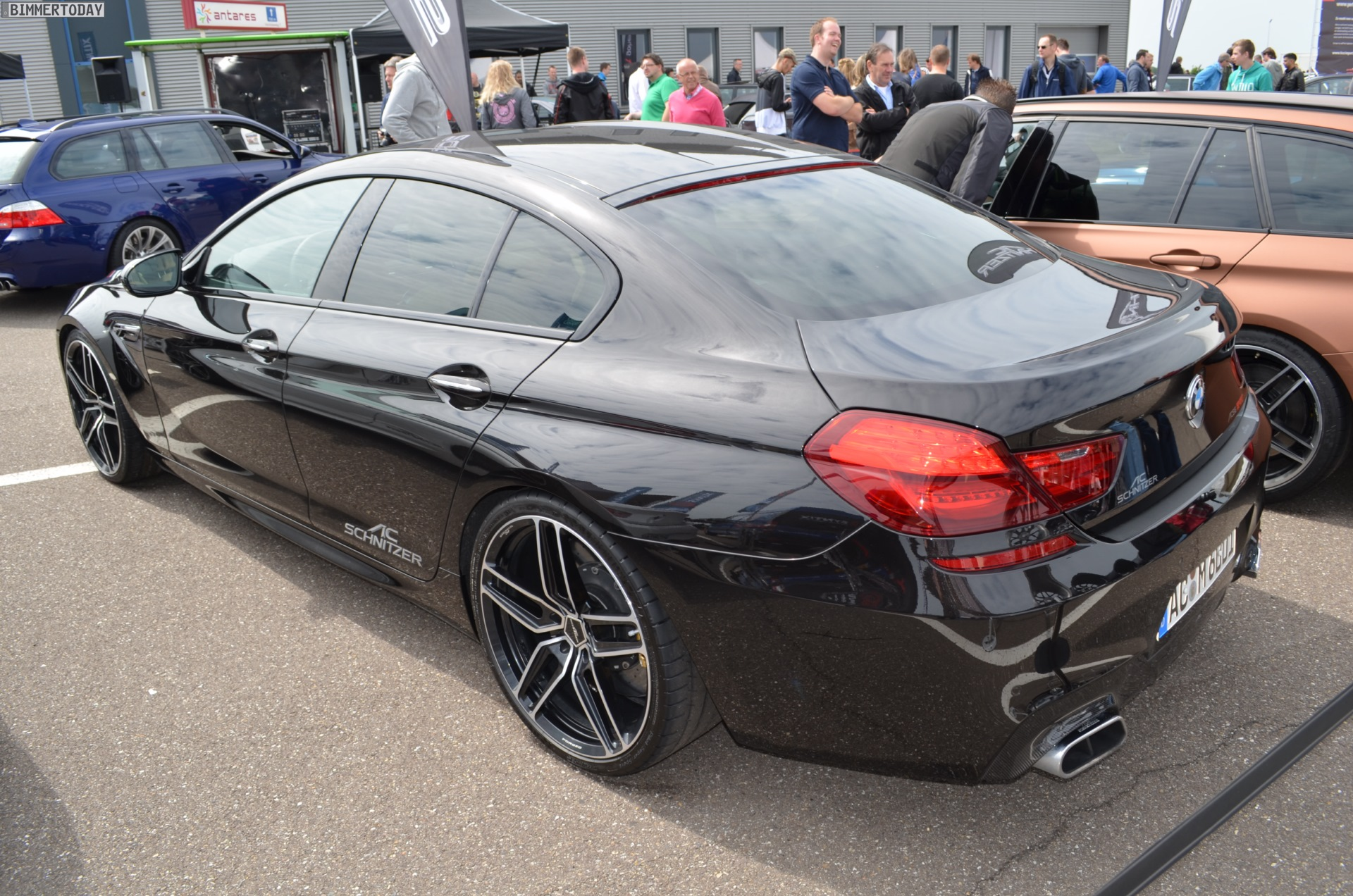 BMW M6 Gran Coupe #14