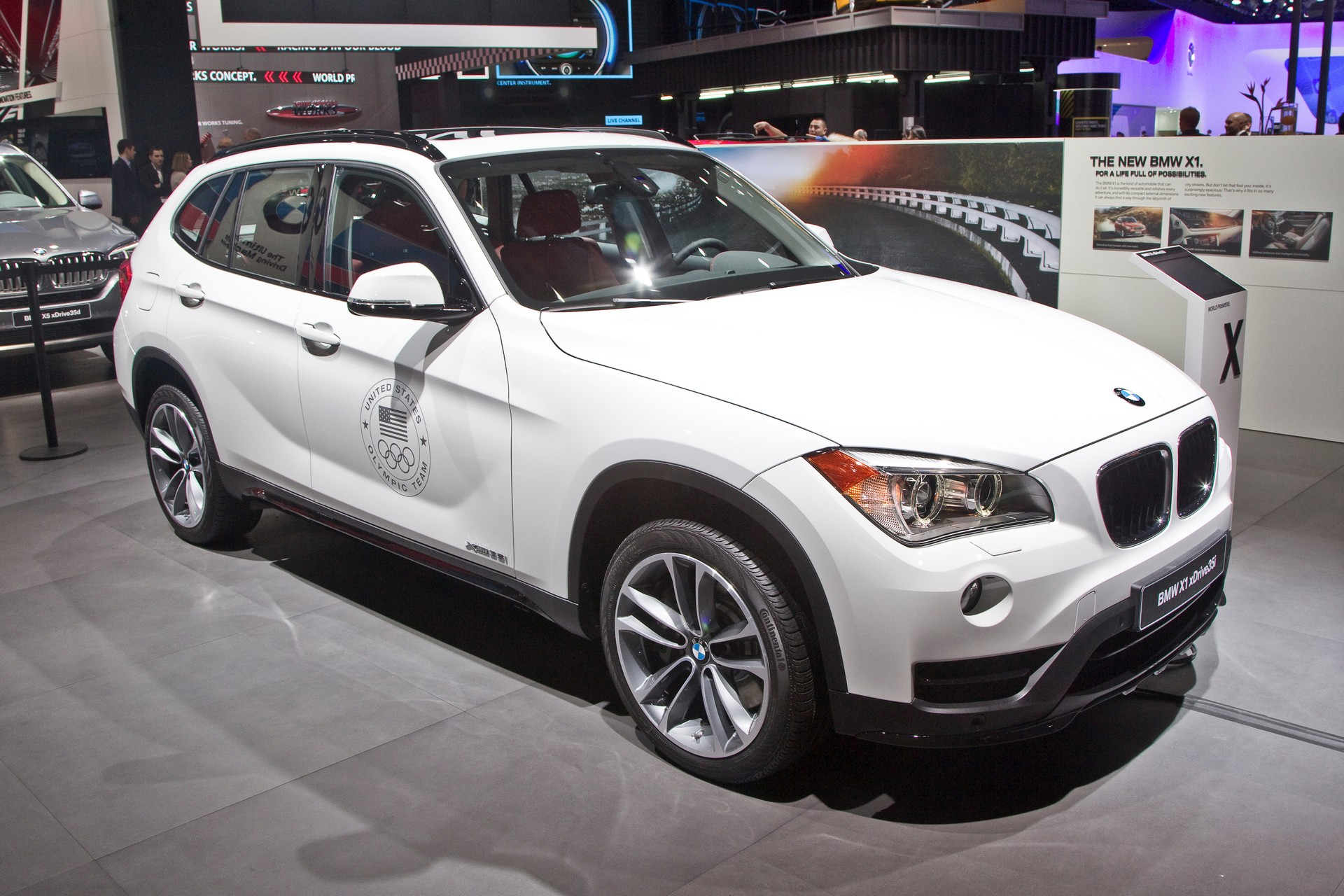 2015 bmw x1 image 12. Black Bedroom Furniture Sets. Home Design Ideas