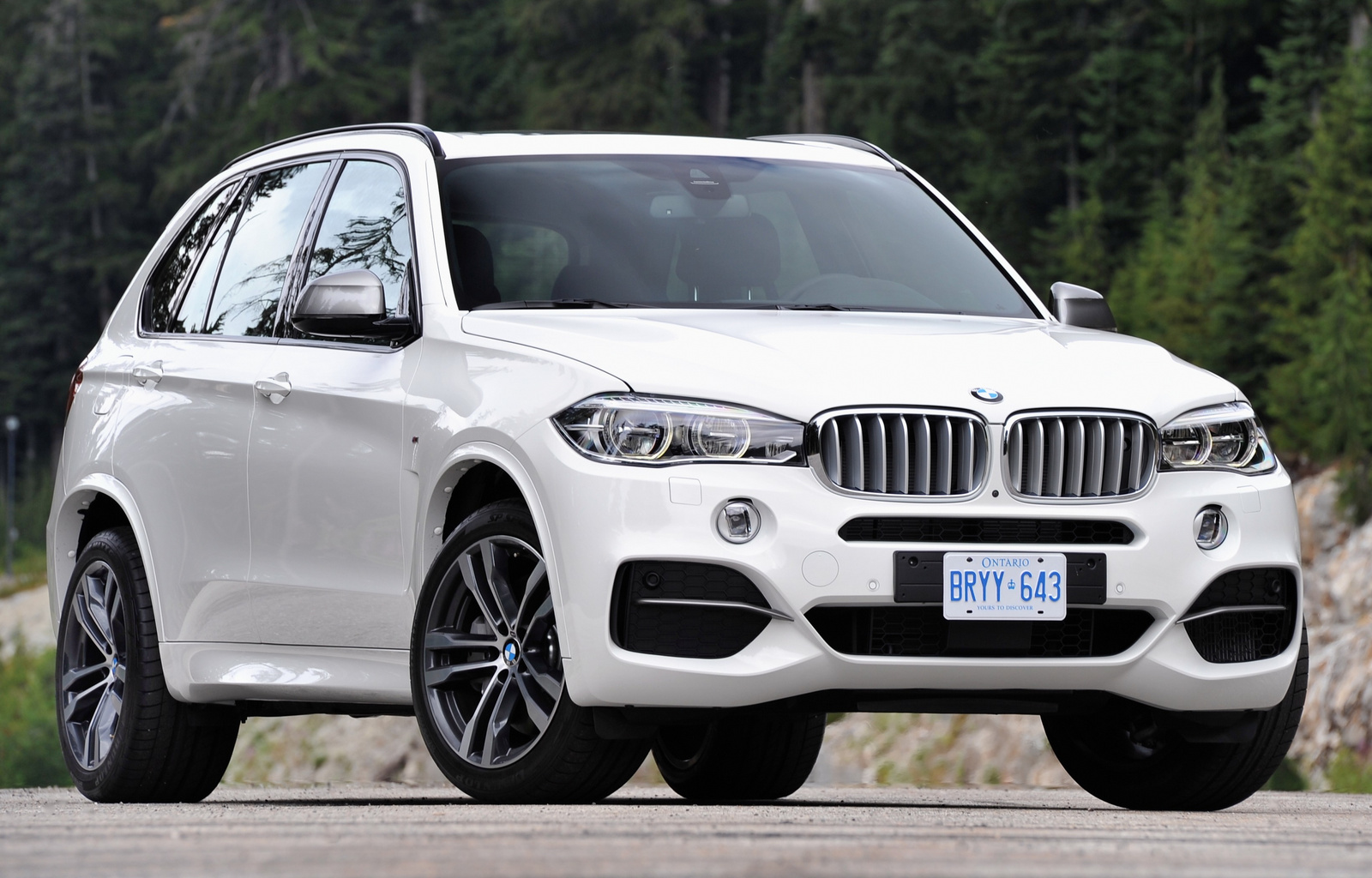 2015 bmw x5 - information and photos - zombiedrive