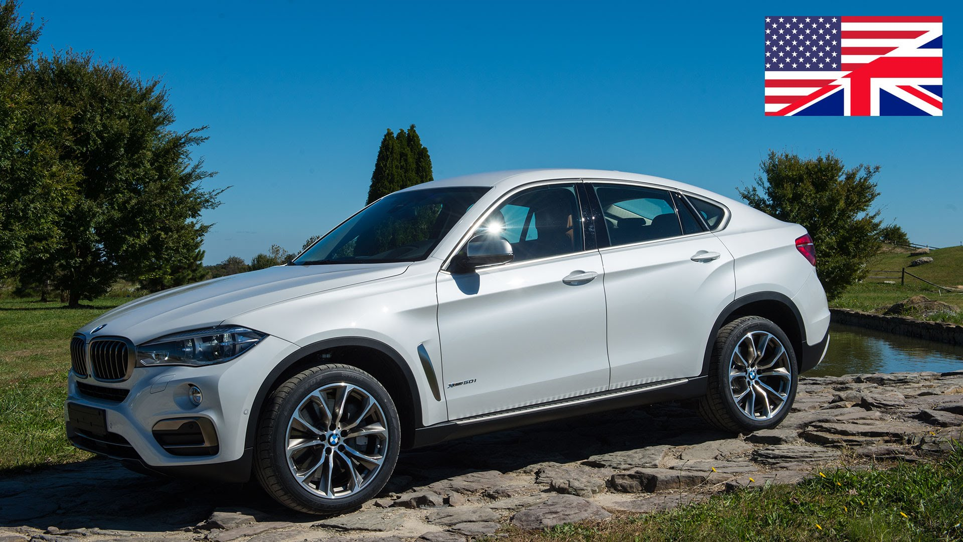 2015 bmw x6 information and photos zombiedrive. Black Bedroom Furniture Sets. Home Design Ideas