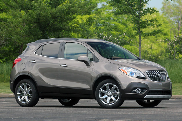2015 Buick Encore - Information and photos - ZombieDrive