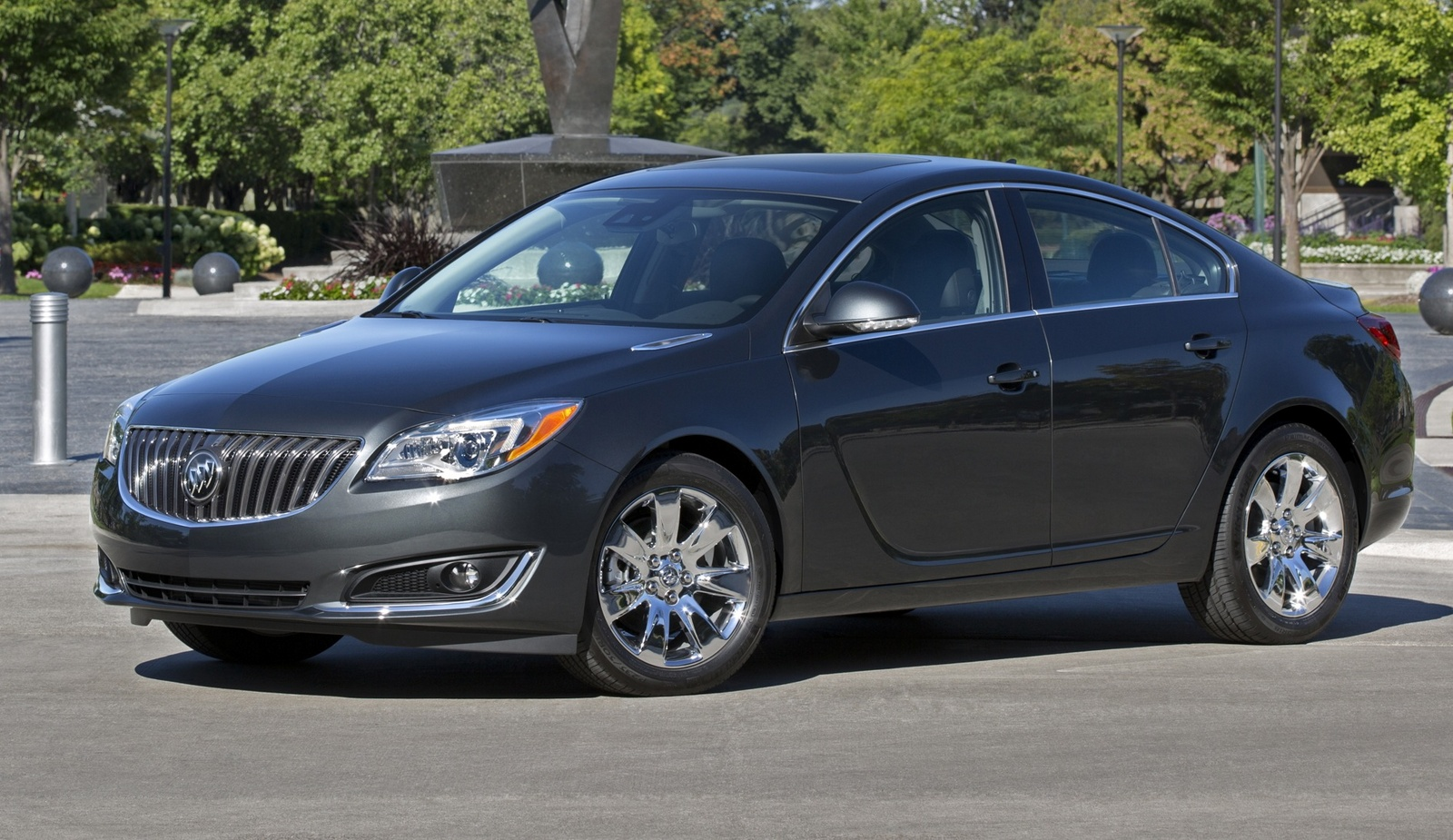 2015 Buick Regal #2