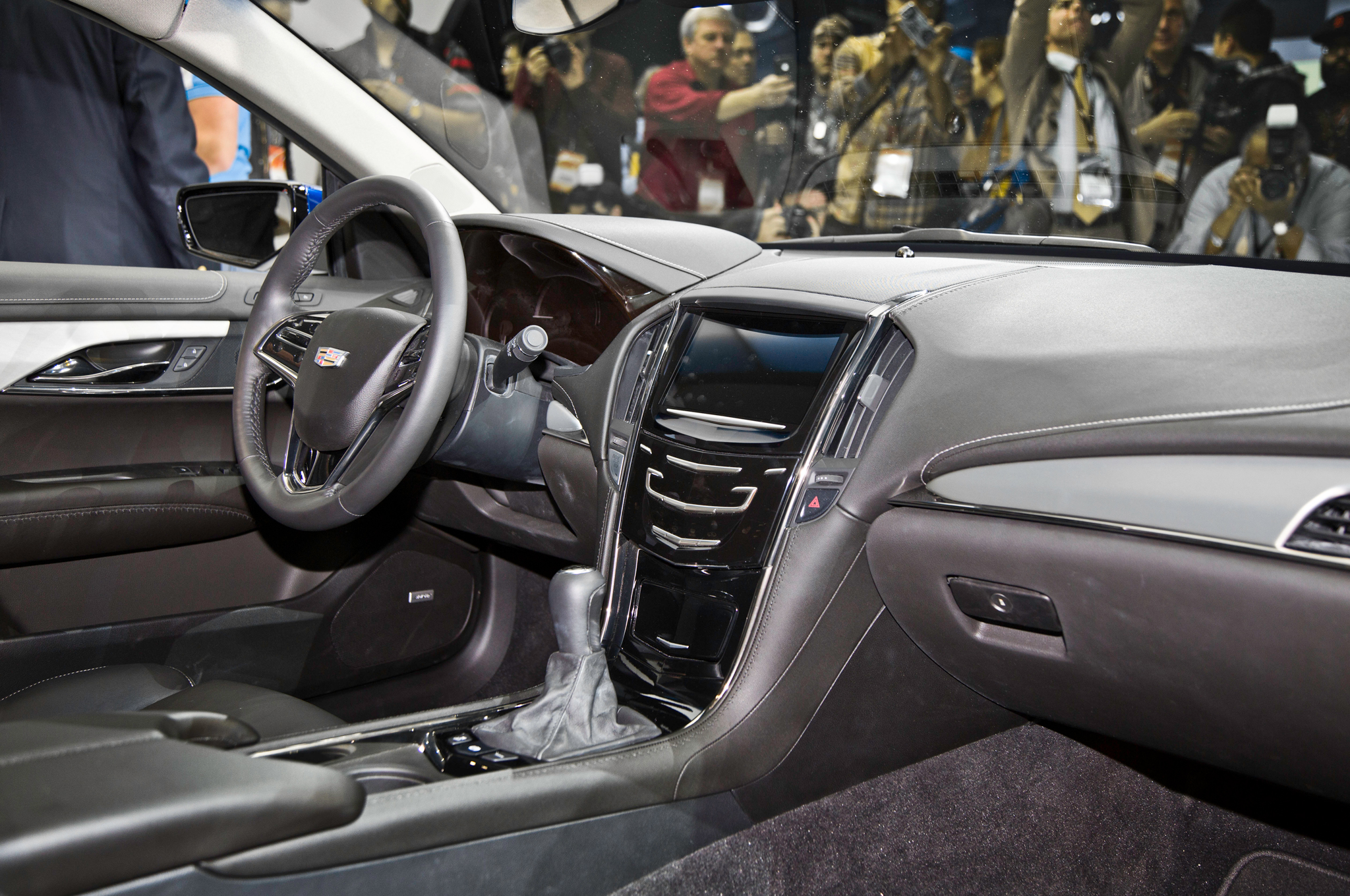 manual premium sedan reviews truck first quarters three coupe ats motor cadillac rwd rear prevnext trend test