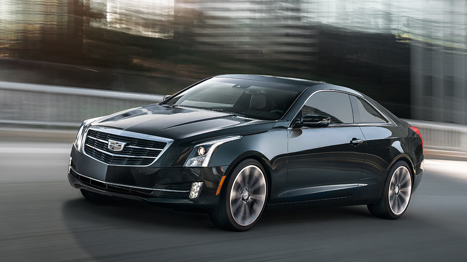 Cadillac Ats 3.6 - Auto Express