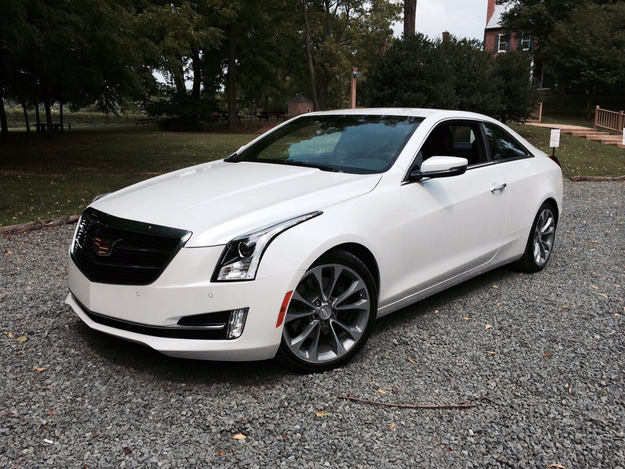 2015 cadillac ats coupe information and photos zombiedrive. Black Bedroom Furniture Sets. Home Design Ideas